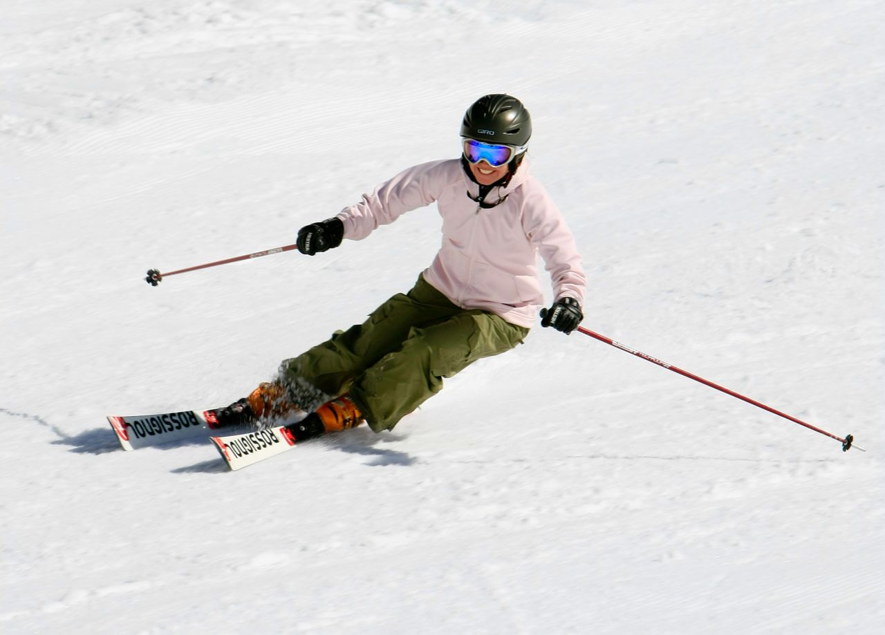 Do Women Learn to Ski Best From Other Women   The Brave Ski Mom