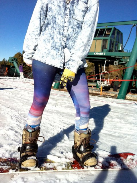 geode collection leggings