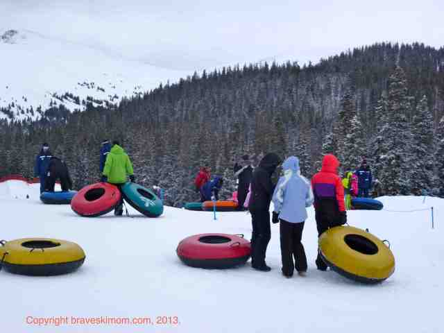 keystone adventure point tubing