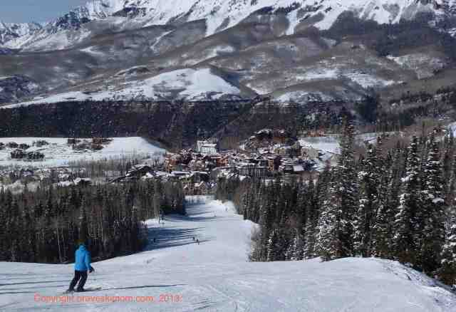 mountain village telluride ski