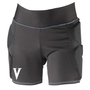 vigilante padded ski shorts