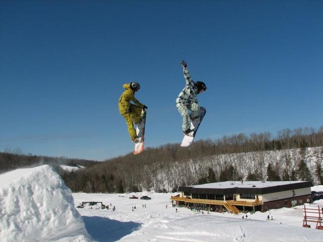 terrain park blackjack ski resort