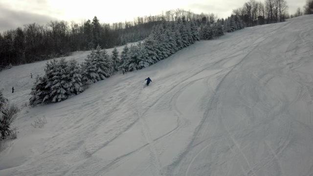 ski blackjack powder