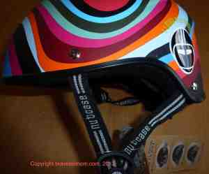 little nutty ski bike helmet