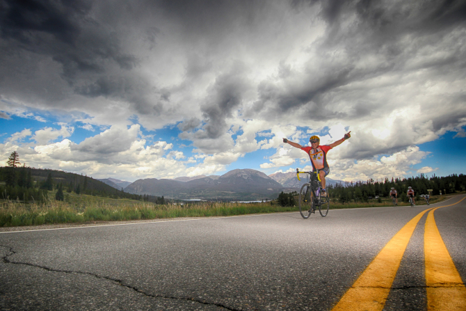 Photo courtesy Tripp Fay, Copper Mountain.