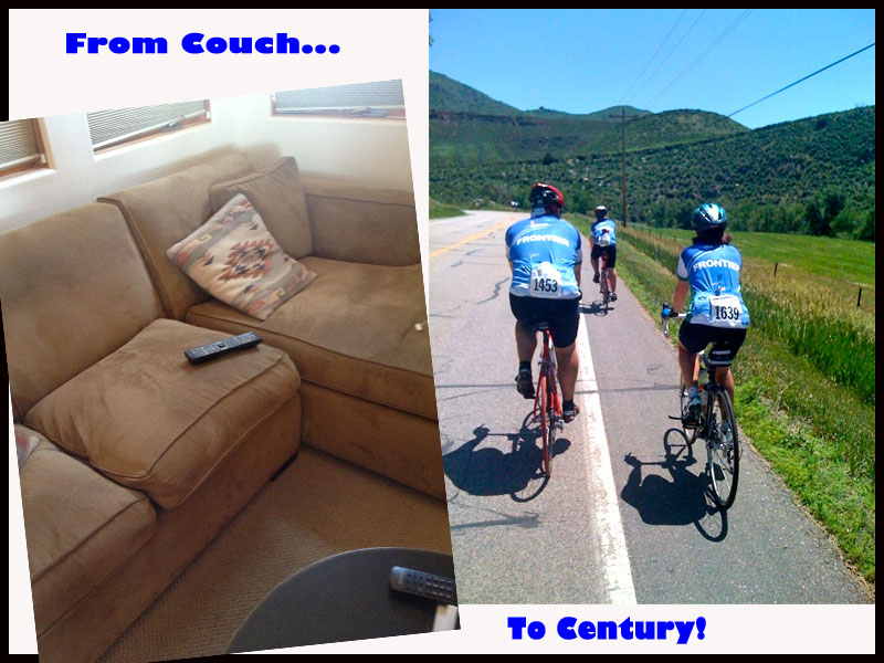 couch to century venus de miles colorado