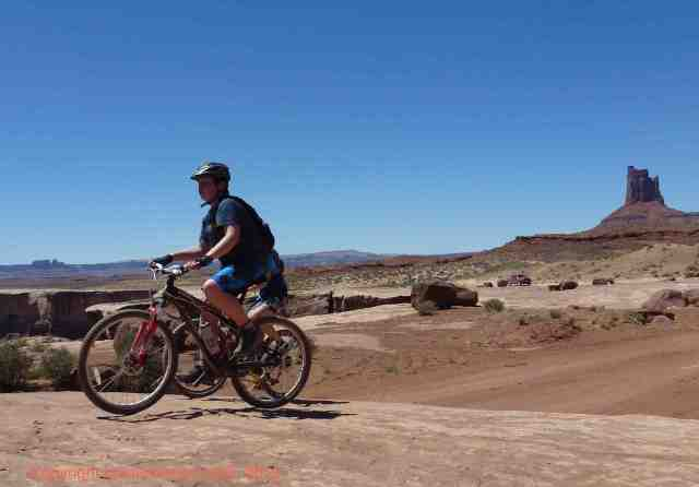 mountain bike white rim