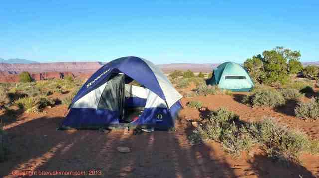 tents white rim