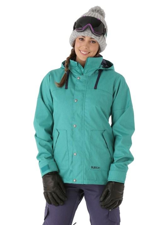Burton Giner Jacket Jade