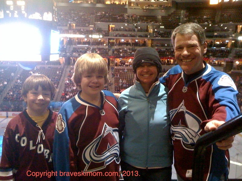 colorado avalanche family