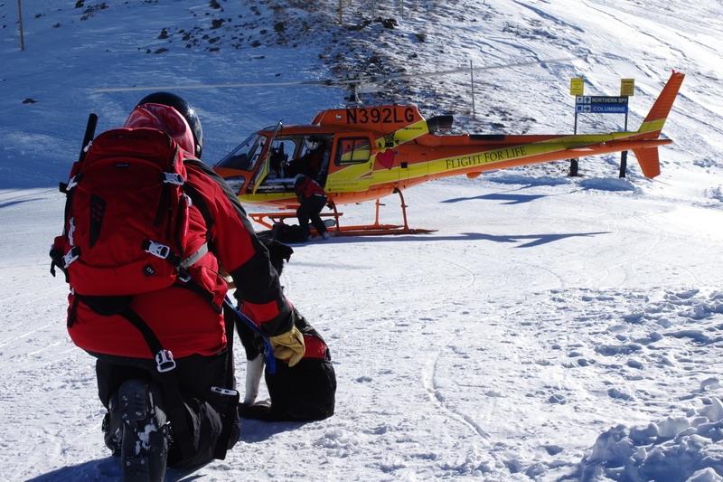 arapahoe basin ski patrol