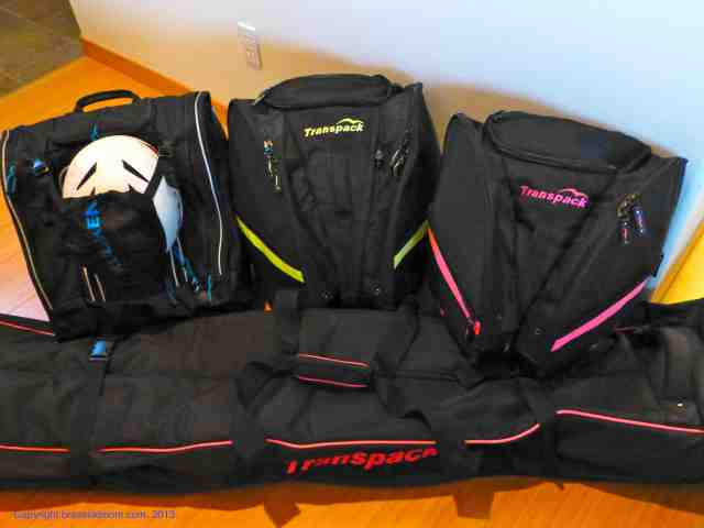 packing your ski gear for air travel and more the brave