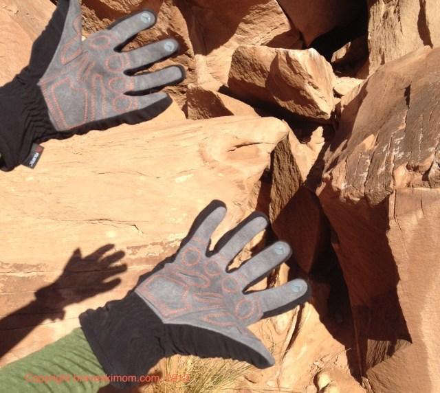 montane powershield glove