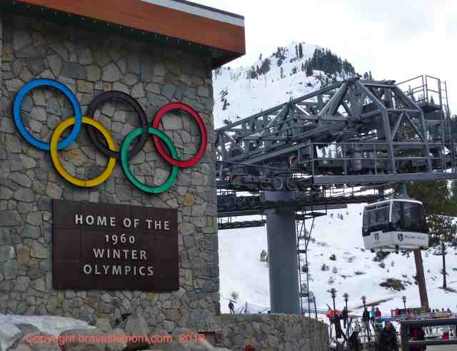 squaw valley 1960 olympics