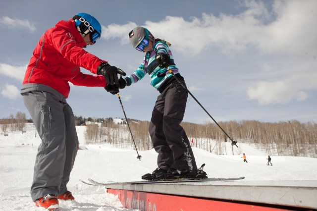 Learn to ski aspen snowmass