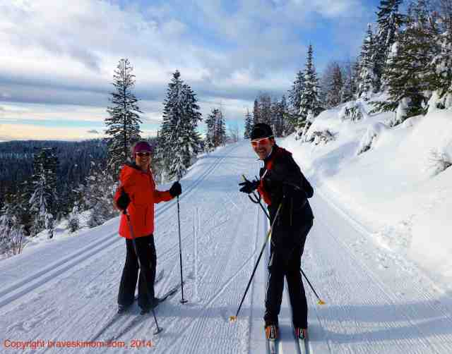 guy paulson and braveskimom silver star nordic bc