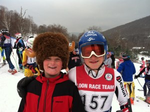 Talking with Olympic Ski Racer (and Brave Ski Mom) Edie Thys Morgan