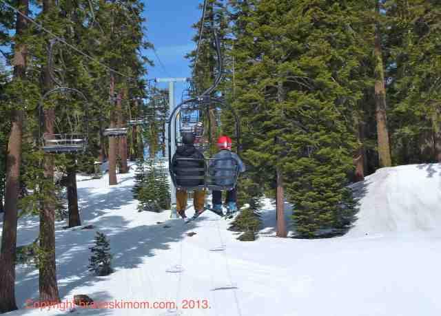sierra at tahoe spring break