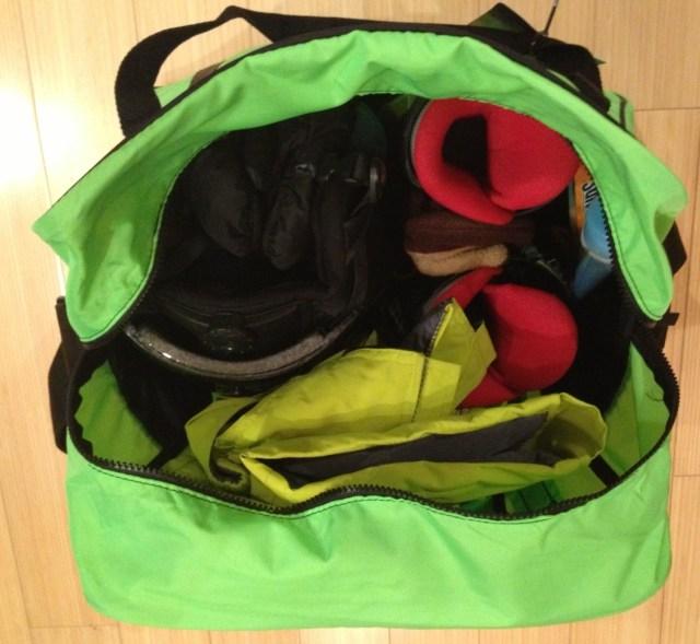 kinderkarry bag