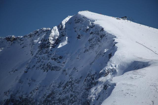 sunshine village ski