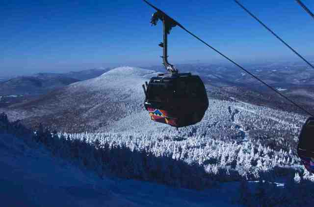 Killington K1 gondola