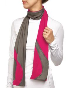 womens reversible scarf