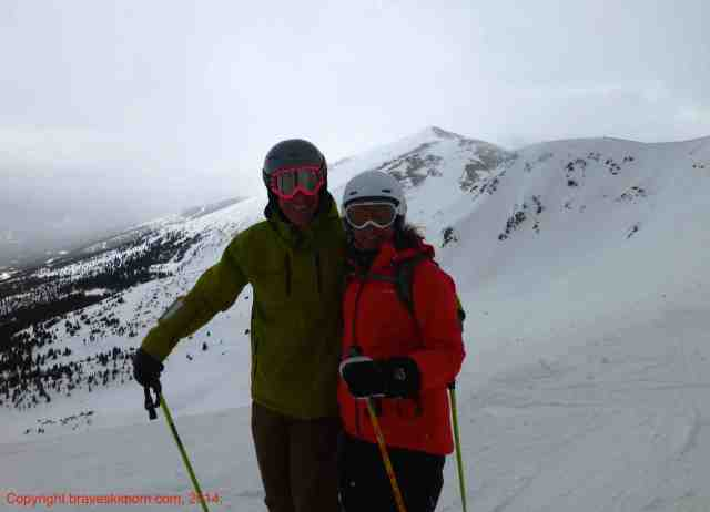 ski spring breckenridge colorado