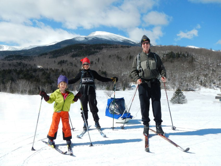 Recommended Family Cross Country Ski And Snowshoe