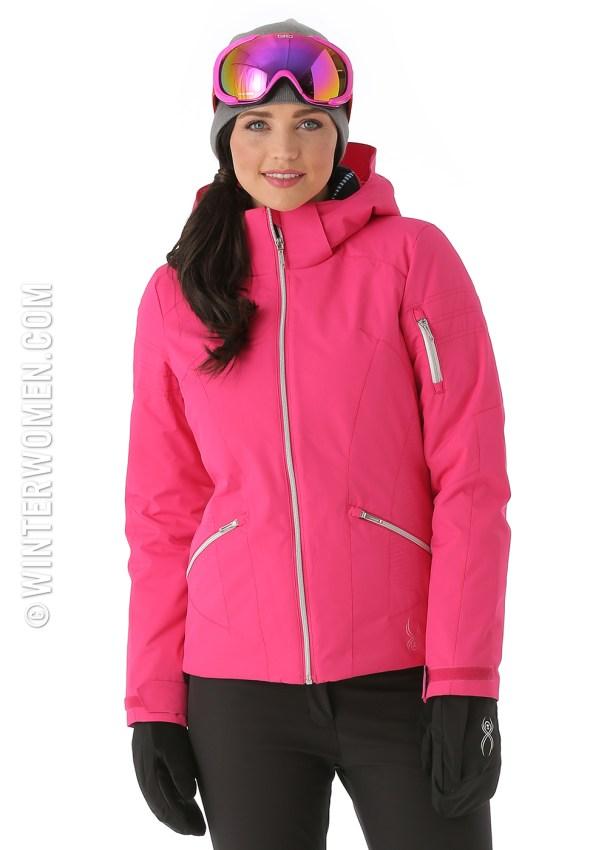 2014 2015 ski fashion spyder project jacket