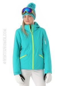 2014 ski fashion spyder project jacket