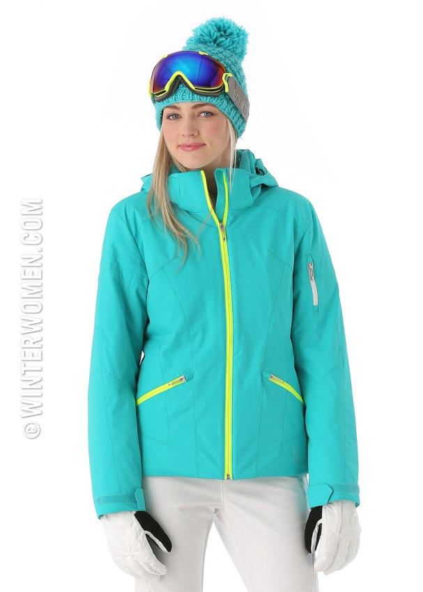2014 2015 ski fashion spyder project jacket