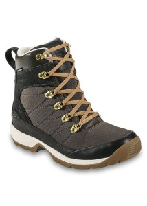 north face chilkat boot