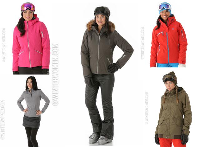 d291080172 Ski Fashion 2014 - 2015  Bold Colors