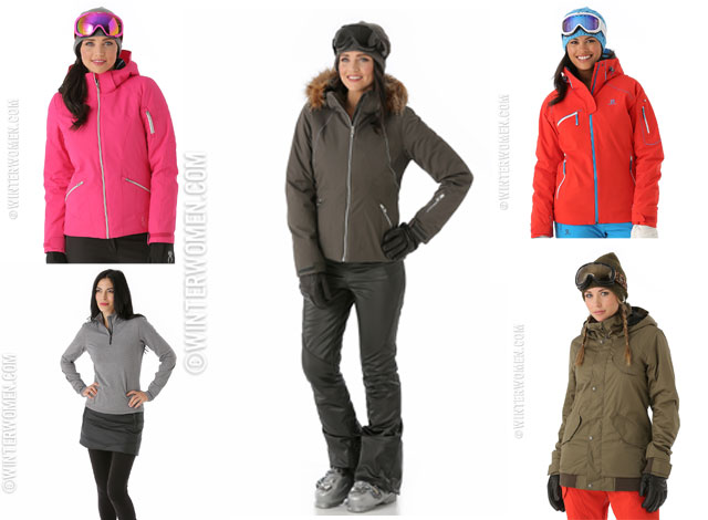 It's all about cool, hot, winter style at WinterWomen.com. 2015 Ski Fashion Preview.