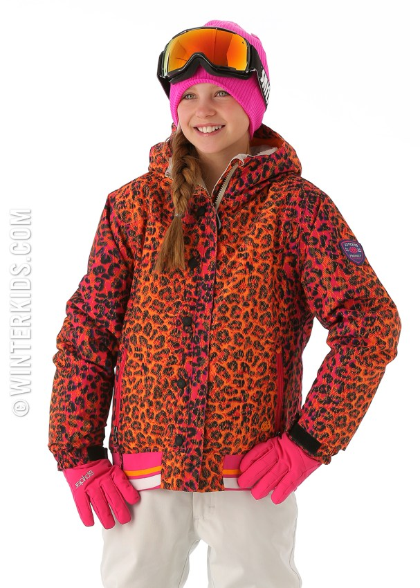 Ski Fashion 2014 2015 What The Cool Kids From Toddler