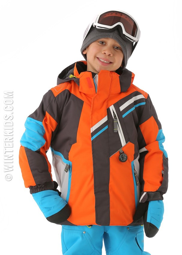 obermeyer fusion jacket for boys
