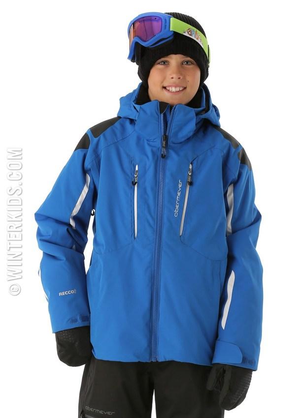 Obermeyer ski jacket boys