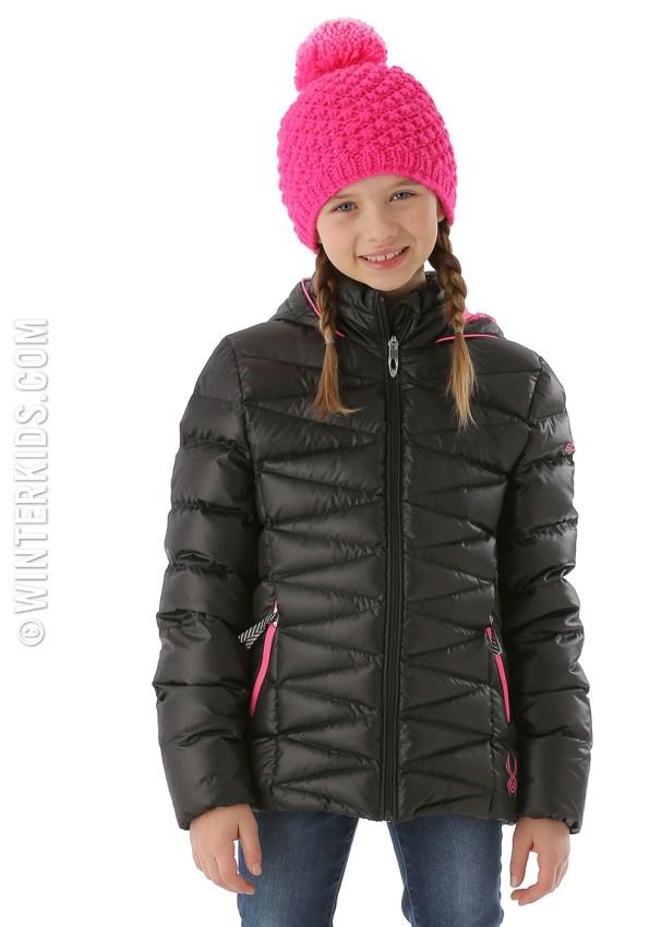 spyder down jacket for girls