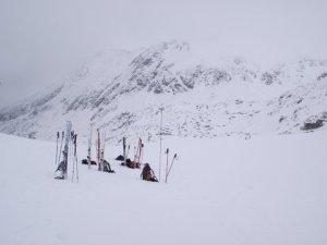 ski touring romania