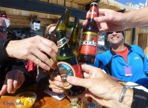 beer at tio bob's portillo