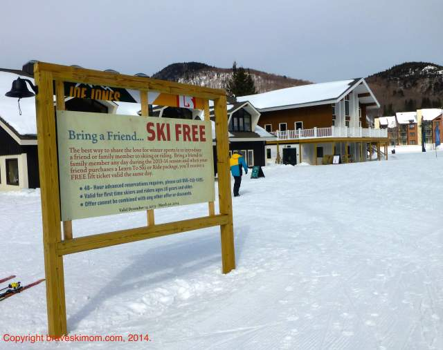bring a friend ski free
