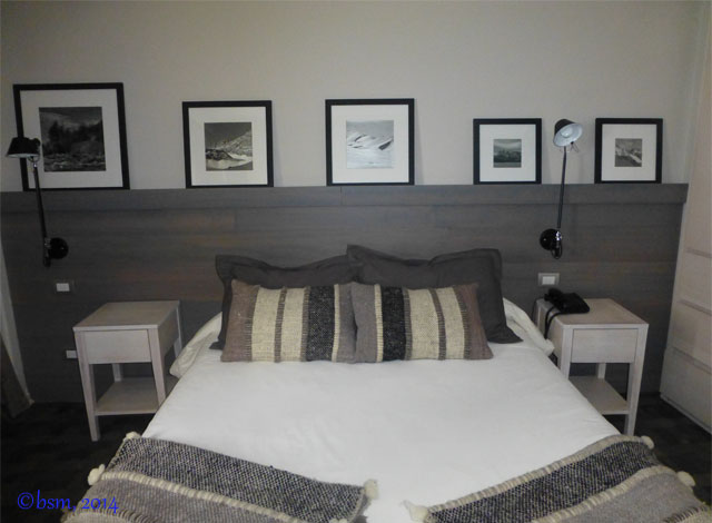rooms hotel portillo