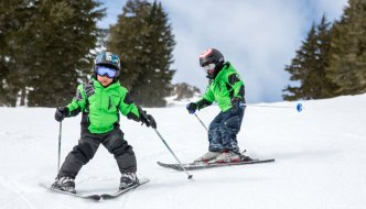 Ready? Set. Ski! Five Tips for Beginner Skiers and Snowboarders