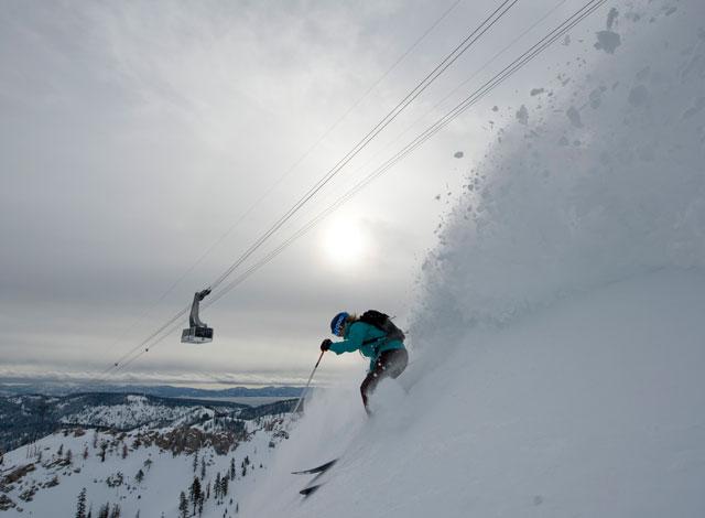 squaw ski tramline
