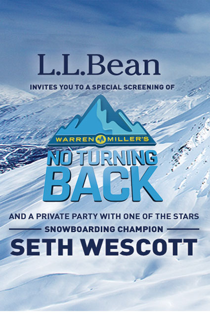 warren miller no turning back