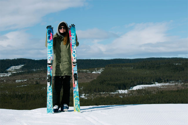 womens skis coalition snow