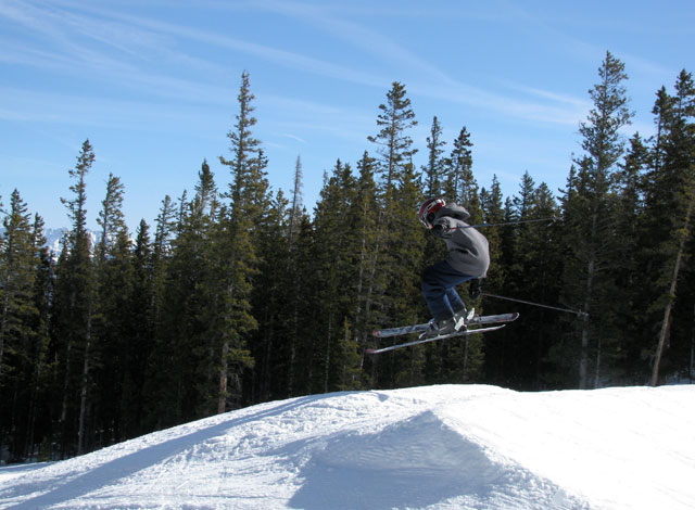 beaver creek jumps