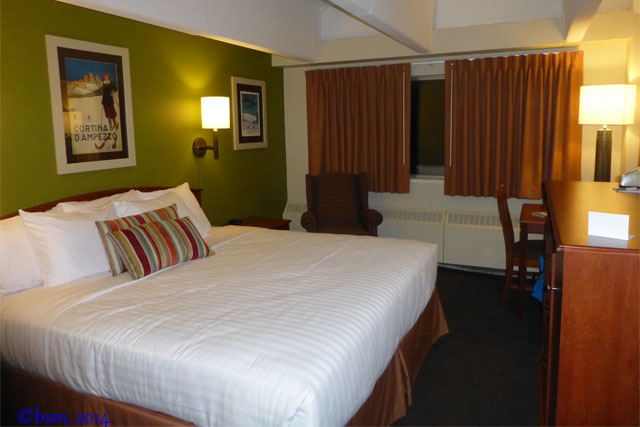 goldminers daughter rooms
