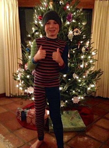kids stripes gear