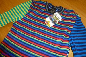 stripes baselayers for kids